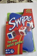 Swipe The dice Heist Game fundex, unopened brand new