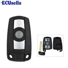 Remote Key Case for BMW 1 3 5 6 Series Smart Key Shell Blade Fob E90 E91 E92 E60