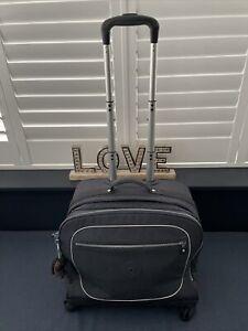 As-New * Kipling spin Travel /  School bag / laptop Cabin travel trolley