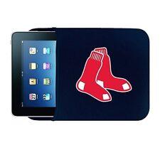 "MLB BOSTON RED SOX IPAD SLEEVE (Padded sleeve fits all IPADS & 10"" TABLETS)"