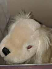 Nib American Girl Samantha's Retired Pet Dog Jip Blonde Cocker Spaniel Puppy