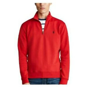 Polo Ralph Lauren Men's Shirt LS 1/4 Zip Pullover S L XL XLT 2XL 3X 3XLT or 4XLT