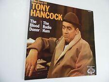 "The blood donor/The radio ham. Hancock. 12"" 33rpm LP Record. 1961 Comedy."