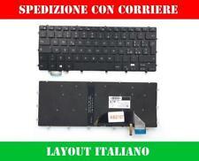 TASTIERA ORIGINALE DELL PRECISION 5510 XPS 15 9550 9560 9570 P56F001 ITALIANA