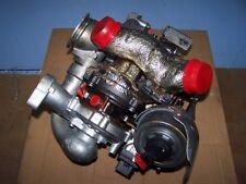 Abgasturbolader Bi-Turbo Audi A6 4G 3,0l TDI A7 059145061Q ORIGINAL