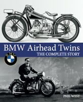 BMW Airhead Twins motorcycle The Complete Story book