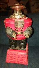 Vintage Lost In Space B9 1966 Remco Robot good used condition claws intact rare