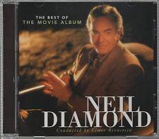 Neil Diamond – The Best Of The Movie Album - Conductor – Elmer Bernstein, CD