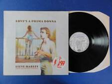 STEVE HARLEY AND COCKNEY REBEL  LOVE'S A PRIMA DONNA emi 76 -4U-4U Lp EX+