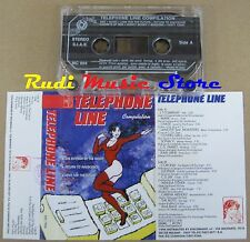 MC TELEPHONE LINE COMPILATION CORONA LANOTTE CHASE JT COMPANY C.D. JAY  no cd lp