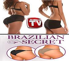 Brazilian Secret Padded Envy Pants Lifts Buttocks As Seen on TV
