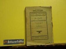 ART 6.054 LIBRO IL PAPA DELLA CONCILIAZIONE NEL SUO ANNO GIUBILARE DI TIBER