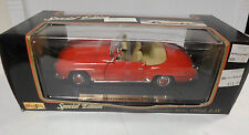 Maisto Special Edition 1955 Mercedes Benz 190SL  1/18 Scale Die-Cast