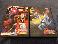Mobile Suit Gundam DVD Lot