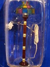 DOLLS HOUSE TIFFANY FLOOR LAMP 24TH SCALE