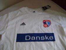Denmark DBU's shirt jersey Adidas M cotton new