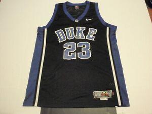 NCAA Kyrie Irving #1 Duke University Blue Devils Retro Basketball Jersey Mens