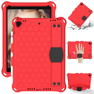 For iPad 8th 7th 6th 5th Air Mini Tablet Case Shockproof EVA Stand Armor Cover