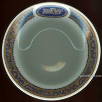 Lamberton China Le Kas` Restaurant Peoria, Illinois Cereal Bowl Vintage