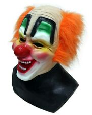Classic Shawn Crahan Clown Mask Slipknot Shaun Latex Fancy Dress Halloween Music