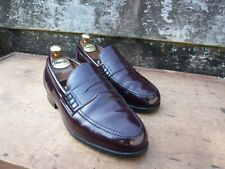 ALFRED SARGENT LOAFERS – BROWN / BURGUNDY – UK 7.5 – EWELL – EXCELLENT CONDITION