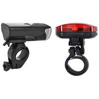 Lumière / eclairage Vélo Avant+arrière OXC Torch LED multi fonctions+fixation