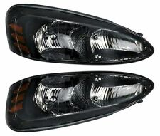 2004 2005 2006 2006 2007 2008 PONTIAC GRAND PRIX HEAD LAMP LEFT & RIGHT PAIR