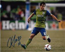 Seattle Sounders Nicolas Lodeiro Autographed Signed 8x10 Mls Photo Coa C