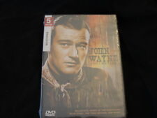 JOHN WAYNE COLLECTION DVD  5 DISC SET WITH FREE SHIPPING BRAND NEW SEALED