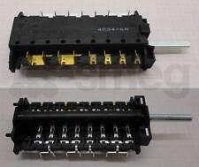 COMMUTATORE ORIGINALE PER FORNO SMEG   ALFA43   CODICE RICAMBIO 811730383