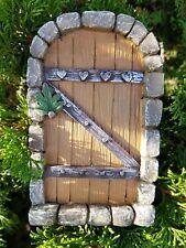 New listing Fairy Garden Door - Gnome Home New