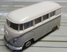 Faller Ams Vw Bus with Block Engine + 8 New Repro Tyres
