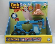 Bob The Builder Project Build It: Talking Lofty with Tree Stump Bricks (LC65201)