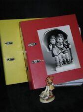 """Goebel Hummel Sammlung ca. 650 Postkarten Karten + Figur 47 3/0 """"Gänseliesl"""""""