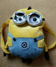 MINION CHILDREN'S BACKPACK DESPICABLE ME 2