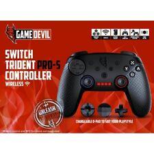 Interruttore di gioco del diavolo-S CONTROLLER PRO Wireless Nintendo Switch