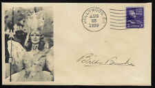 The Wizard of Oz Glinda Collector Envelope Original Period 1939 Stamp OP1366