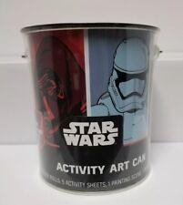 Star Wars Activity Art Can