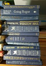 Decorative Hardcover Books 10, navy blue, Instant Library, Decor, Display, Read