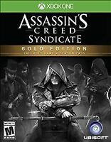 Assassin's Creed: Syndicate - Gold Edition - Microsoft Xbox One Game - Complete