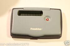 FRANKIN 5-LANGUAGE EUROPEAN TRANSLATOR TWE-118 2001