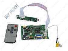 HDMI VGA AV LCD Controller Board Driver 6.5inch INNOLUX AT065TN14 50Pin 800x480