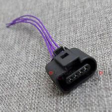 Stecker Connector 4 Pol Für Audi Q7 A3 A4 S4 A6 S6 A7 A8 R8 VW Golf Jetta Polo