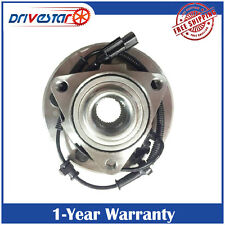 New Front Wheel Hub & Bearing Assembly fits 2006-2008 Dodge Ram 1500 w/ ABS