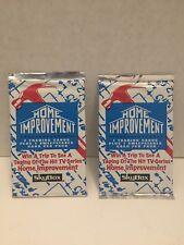 SKYBOX HOME IMPROVEMENT 2 PACK LOT 7 CARD EACH PACK, TIM ALLEN.