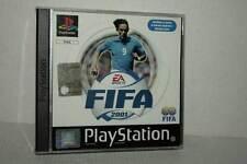 FIFA 2001 GIOCO USATO BUONO STATO SONY PSONE VERSIONE ITALIANA MG1 52503