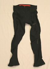 Specialized Women's Therminal Reflective Cycling Tights AB3 Black Large NWT
