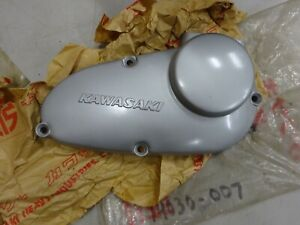 KAWASAKI N.O.S RARE R/H CARB COVER A1 A1SS A7 A7SS ALL YEARS