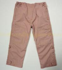 MAHARISHI broek meisjes 6-7 jaar roze NIEUW MET LABELS
