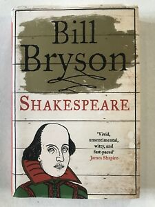 Shakespeare: The World as a Stage Bill Bryson Hardback Dust Jacket 2007
